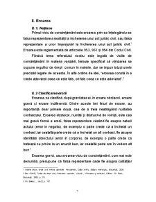 Viciile de Consimțământ în Materia Vânzării - Pagina 5