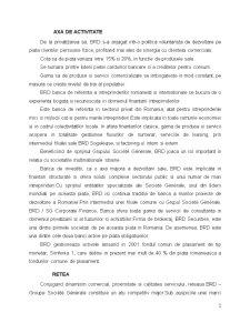 Monografie BRD - Tehnici si Operatiuni Bancare - Pagina 2