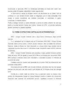 Monografie BRD - Tehnici si Operatiuni Bancare - Pagina 3