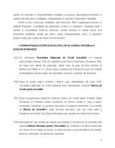 Monografie BRD - Tehnici si Operatiuni Bancare - Pagina 4
