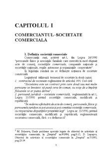 Drept Comercial 2 - Pagina 1