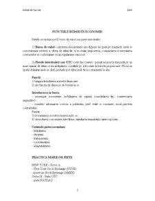 Bursa Definire si Caracteristici - Pagina 3
