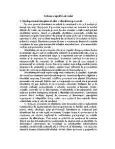 Scheme Cognitive ale Eului - Pagina 1