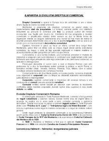 Dreptul Afacerilor - Pagina 1
