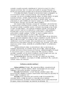 Funcțiile Pieței de Capital - Pagina 4
