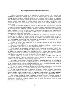 Drojdia de Panificatie - Gestionarea Deseurilor - Pagina 1
