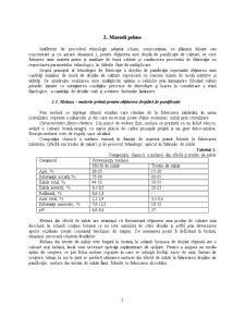 Drojdia de Panificatie - Gestionarea Deseurilor - Pagina 2