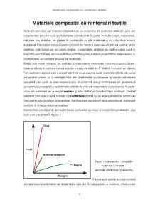 Materiale Compozite cu Ranforsări Textile - Pagina 1