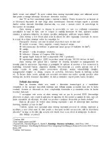 Data Mining - Metodă Modernă de Explorare și Manipulare a Datelor - Pagina 2