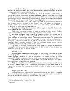 Data Mining - Metodă Modernă de Explorare și Manipulare a Datelor - Pagina 4