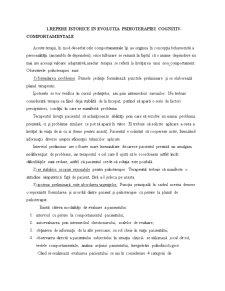 Psihoterapia Cognitiv-Comportamentala - Pagina 3
