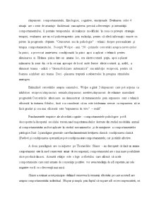Psihoterapia Cognitiv-Comportamentala - Pagina 4