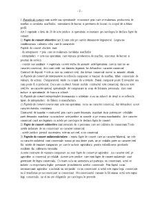 Cursuri Drept Comercial - Pagina 2