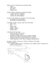 Microtuneluri - Metoda Tuburilor Impinse - Pagina 2