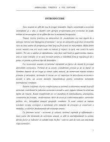 Amenajarea Turistică a Văii Doftanei - Pagina 1