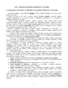 Doctrina Contabilă - Pagina 1