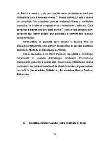 Conditia Intelectualului intre Realitate si Ideal - Camil Petrescu - Pagina 5