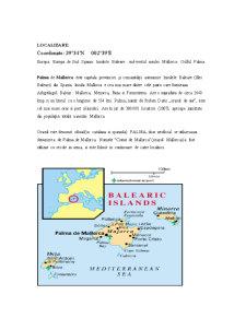 Modele de Amenajare Turistica a Spatiului Litoral Studiu de Caz - Palma de Mallorca - Pagina 2