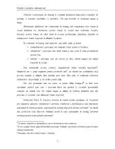 Contractul de leasing - Pagina 2