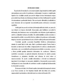 Sistem Informatic privind Evidența Resurselor Umane la Întreprindere - Pagina 3