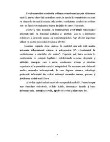 Sistem Informatic privind Evidența Resurselor Umane la Întreprindere - Pagina 4