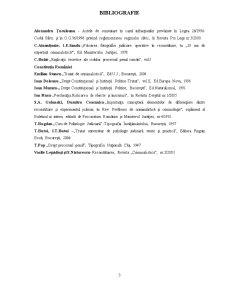 Percheziția și Reconstituirea în Procesul Penal - Pagina 3