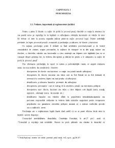 Percheziția și Reconstituirea în Procesul Penal - Pagina 5