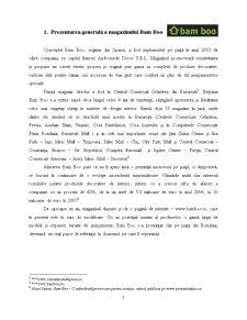 Analiza Magazinului Bam Boo din București Mall - Pagina 3