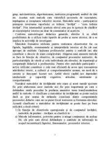 Metode Formative de Predare a Istoriei - Pagina 2