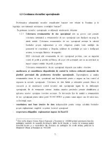 Managementul Riscului Operational la BRD - Pagina 5
