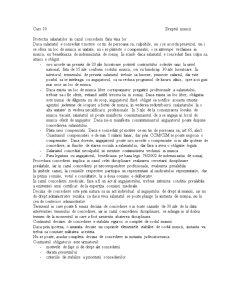 Cursuri Dreptul Muncii - Pagina 1