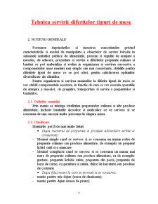 Servirea Diferitelor Tipuri de Meniu - Pagina 4