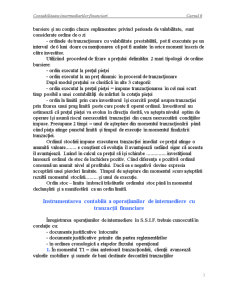 Contabilitatea Intermediarilor Financiari - Cursul 6 - Pagina 3