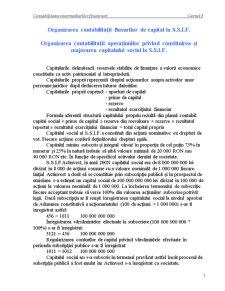 Contabilitatea Intermediarilor Financiari - Cursul 8 - Pagina 1