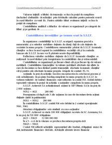 Contabilitatea Intermediarilor Financiari - Cursul 10 și 11 - Pagina 3