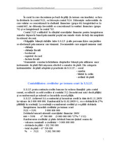 Contabilitatea Intermediarilor Financiari - Cursul 10 și 11 - Pagina 5
