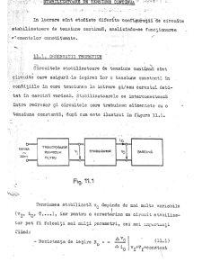 Stabilizatoare de Tensiune Continua - Pagina 1