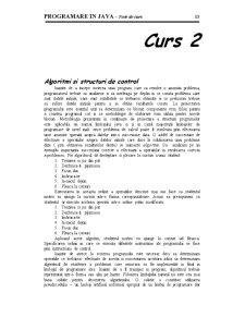 Programare în Java - Pagina 1