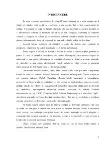 Factori de Succes în Dezvoltarea Sistemelor Informaționale - Pagina 4