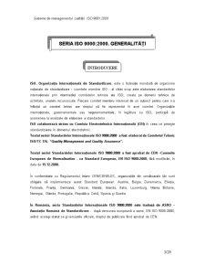 Sisteme de Managementul Calitatii - ISO 9001-2000 - Pagina 3