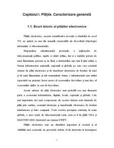 Sisteme de Plăți - Pagina 2