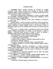 Deficitul Bugetar al României - Pagina 2