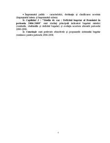 Deficitul Bugetar al României - Pagina 3