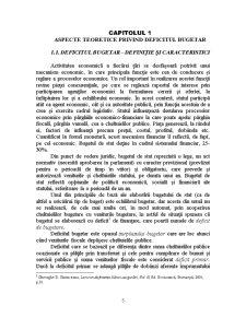 Deficitul Bugetar al României - Pagina 4