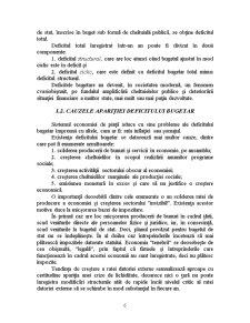 Deficitul Bugetar al României - Pagina 5