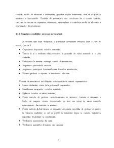 Controlul Financiar prin Inventariere - SC Iasitex SA - Pagina 5