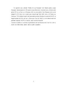 Globalizarea si Statele Mici si Mijlocii - Studiu de Caz Romania - Pagina 2