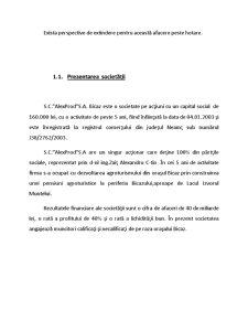 Plan de Afaceri - Pastravarie - Pagina 4