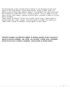 Metode Instrumentale de Analiza a Operelor de Arta - Pagina 3