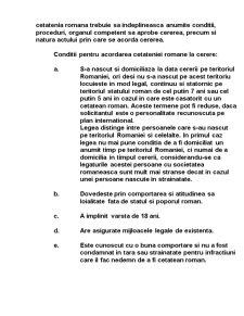 Dobandirea  si pierderea  cetateniei romane - Pagina 3